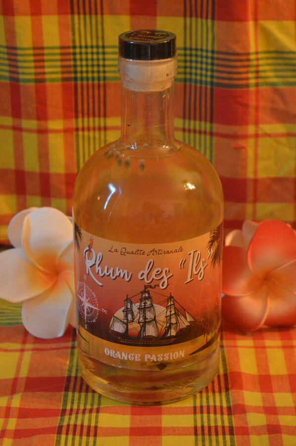 Rhum Arrangé - Orange Passion 30°